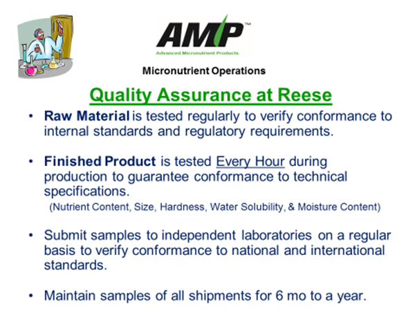 Advance Micronutrient Products Amp Micronutrients Correct Soil